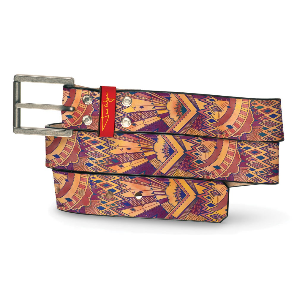 Electric Sheep Belt - Front