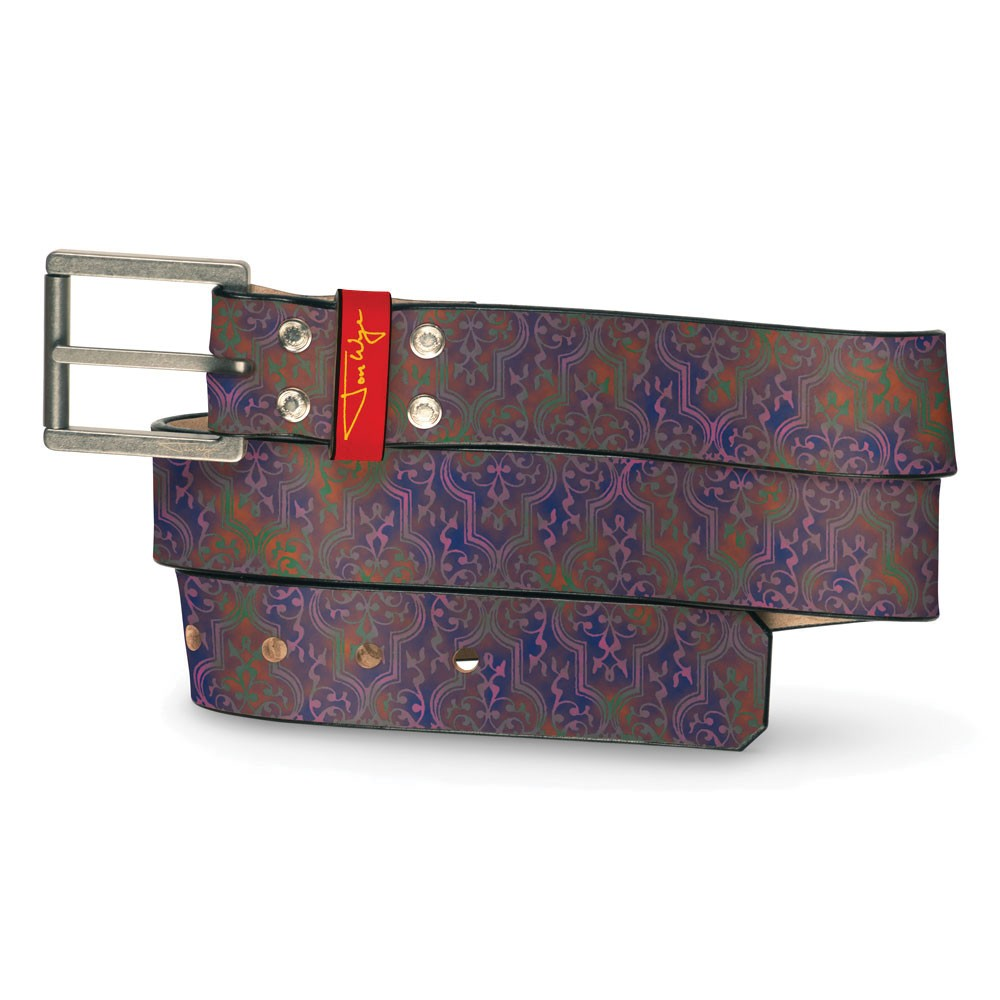 Smoke and Mirrors Belt - Front