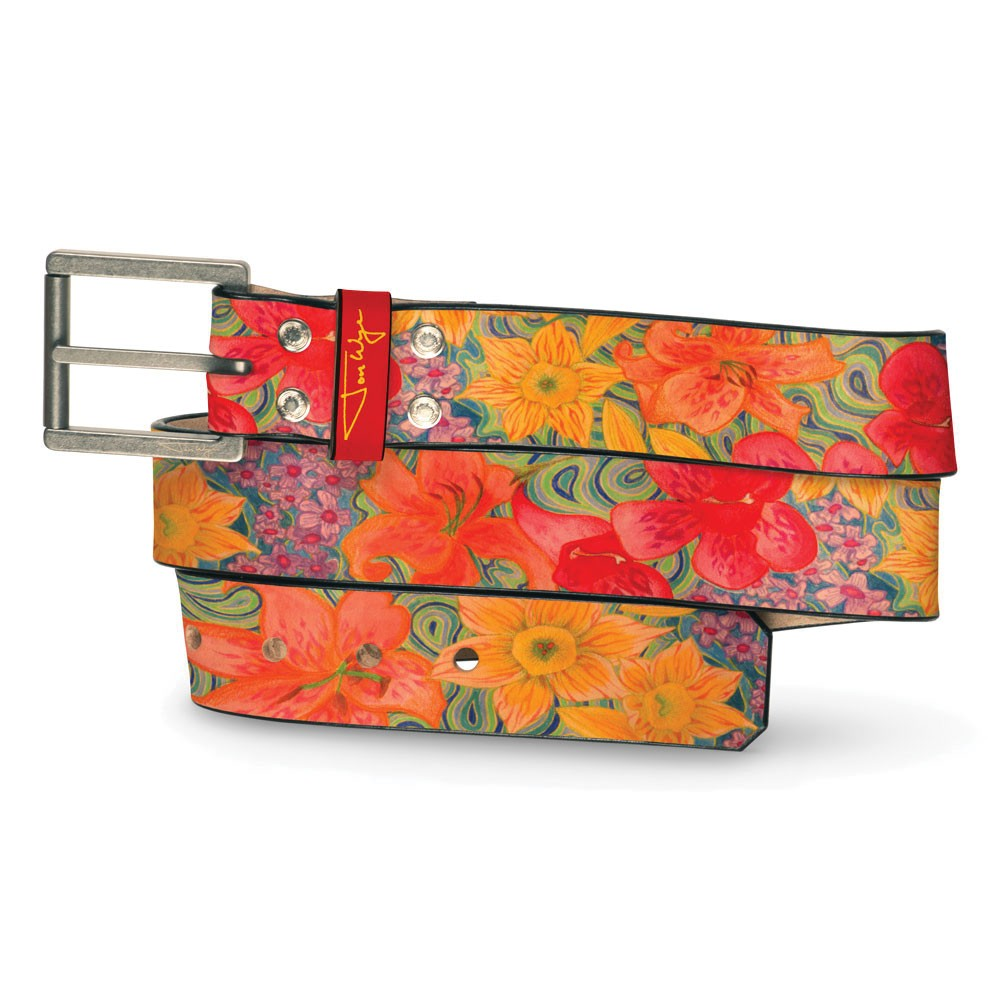 Water Lily Belt - Front