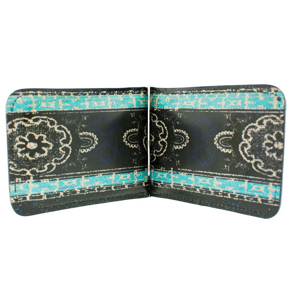 Bizarro New India Leather Wallet