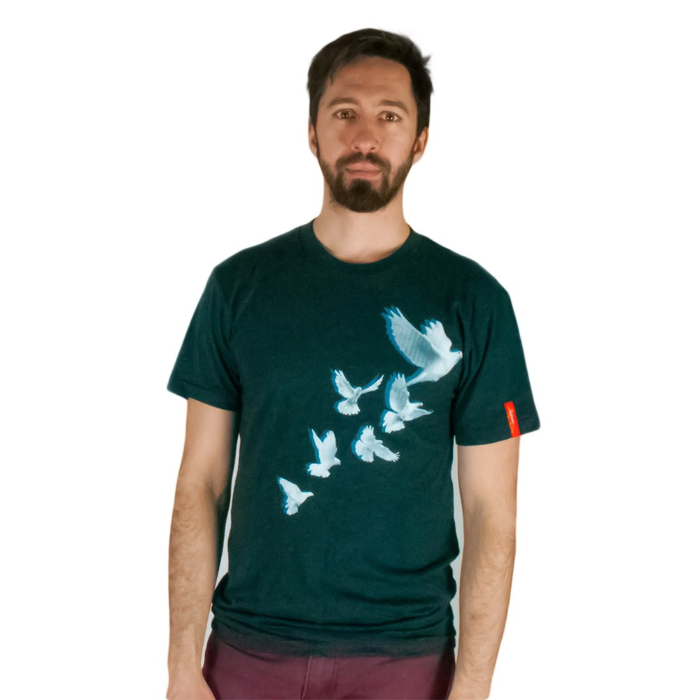 Mens Doves T-shirt